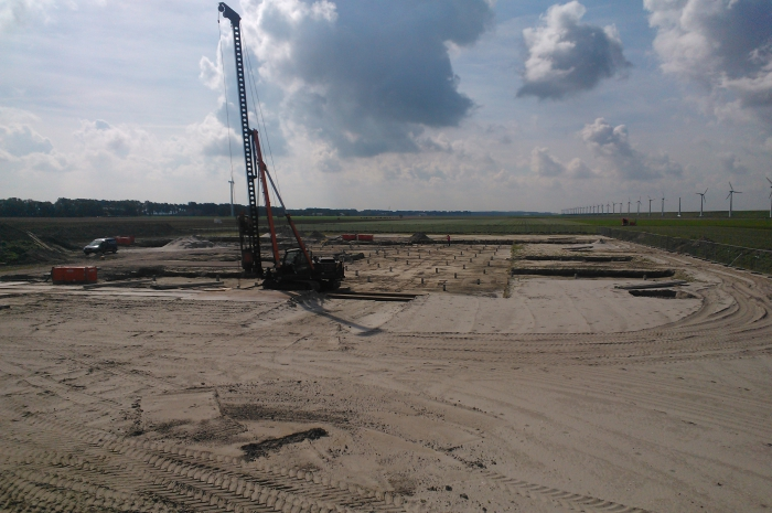 Nieuwbouw Hoogspanningsstation Westermeerdijk Van Hoek Bouw B.V. i.o.v. TenneT 7.jpg
